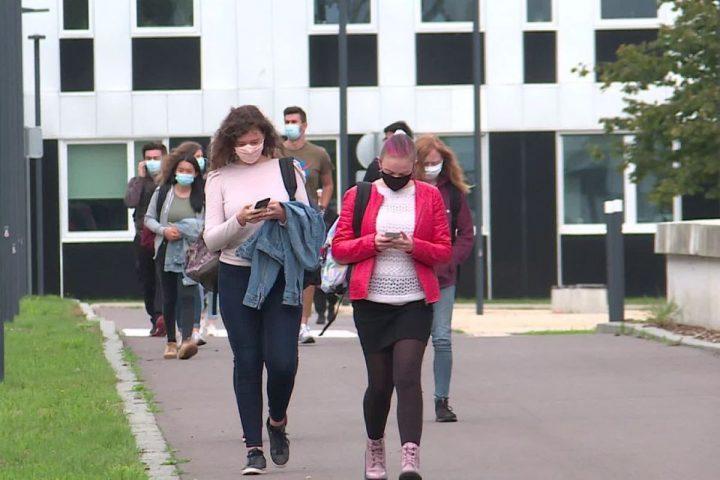 212 étudiants d'une école de commerce testés positifs au Covid-19