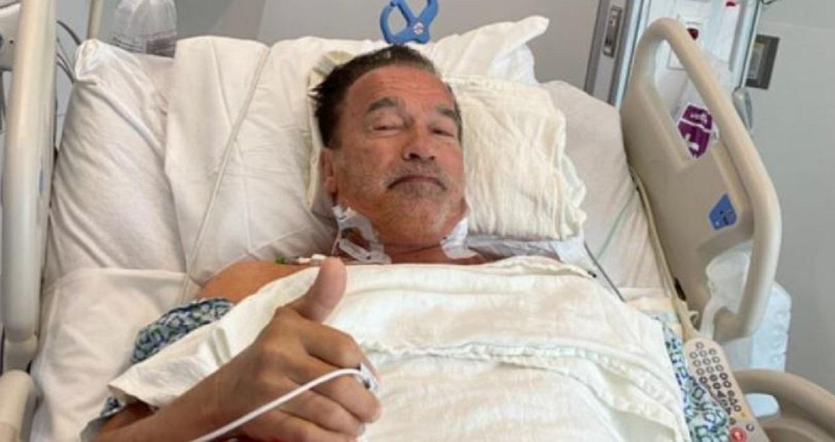 Arnold Schwarzenegger opéré en urgence : ce que l'on sait !