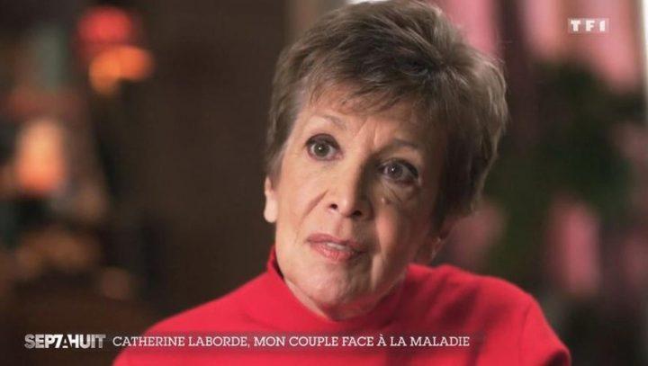 Le témoignage de Catherine Laborde émeut les internautes — Sept à Huit