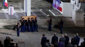 Retour sur la cérémonie d'hommage à Samuel Paty