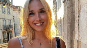 La fille d'Alexandra Lamy hot sur le red carpet