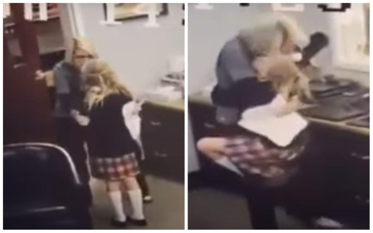 Cette fillette apprend qu'elle est adoptée et sa réaction est incroyable (VIDEO)