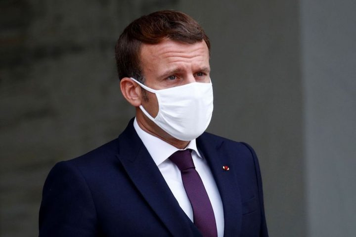 Emmanuel Macron hypothèse reconfinement