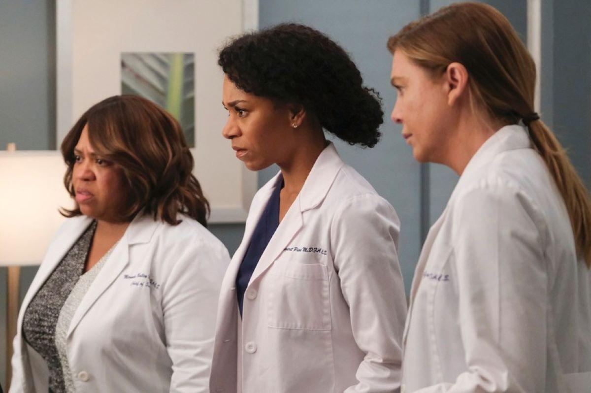 La prochaine saison de Grey's Anatomy s'attaque au Covid-19