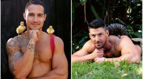 Les pompiers australiens dévoilent des photos issues de leur calendrier 2021