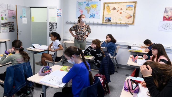 1 million de tests seront mis à disposition du personnel de l'Education Nationale
