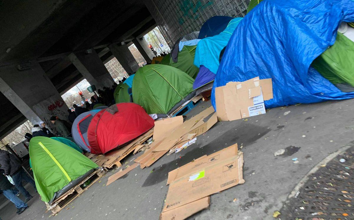 Evacuation du campement de migrants : La préfecture de Paris prend une décision radicale !