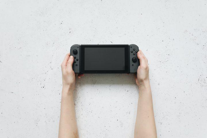 Vinted cible arnaque Nintendo