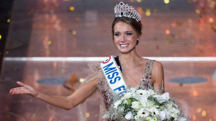 Amandine Petit Miss France 2021