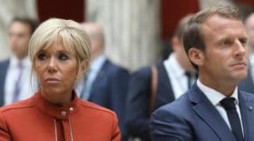 Emmanuel Macron Brigitte interdit anniversaire