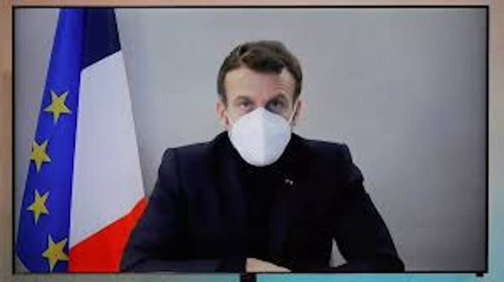 Emmanuel Macron coronavirus fatigué