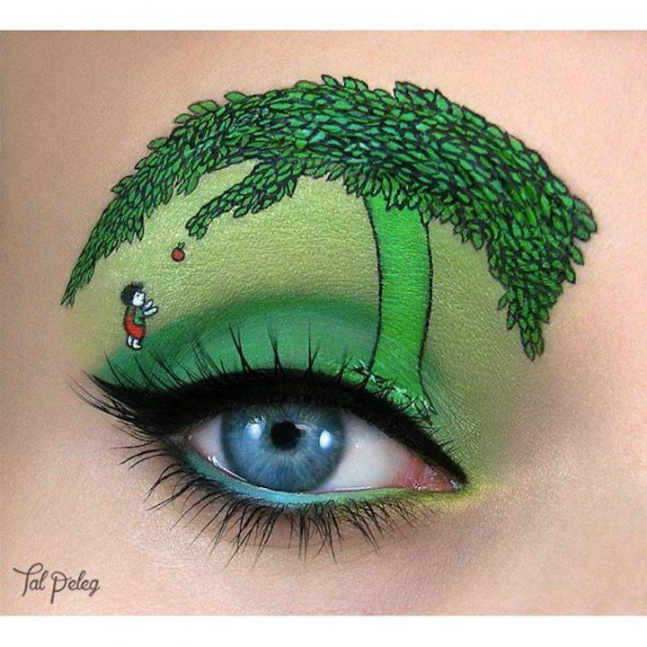 maquillage-arbre