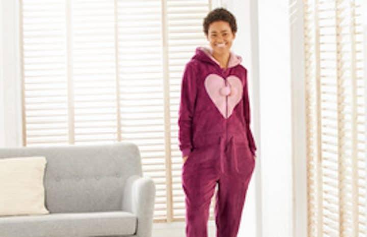 lidl pyjama combinaison