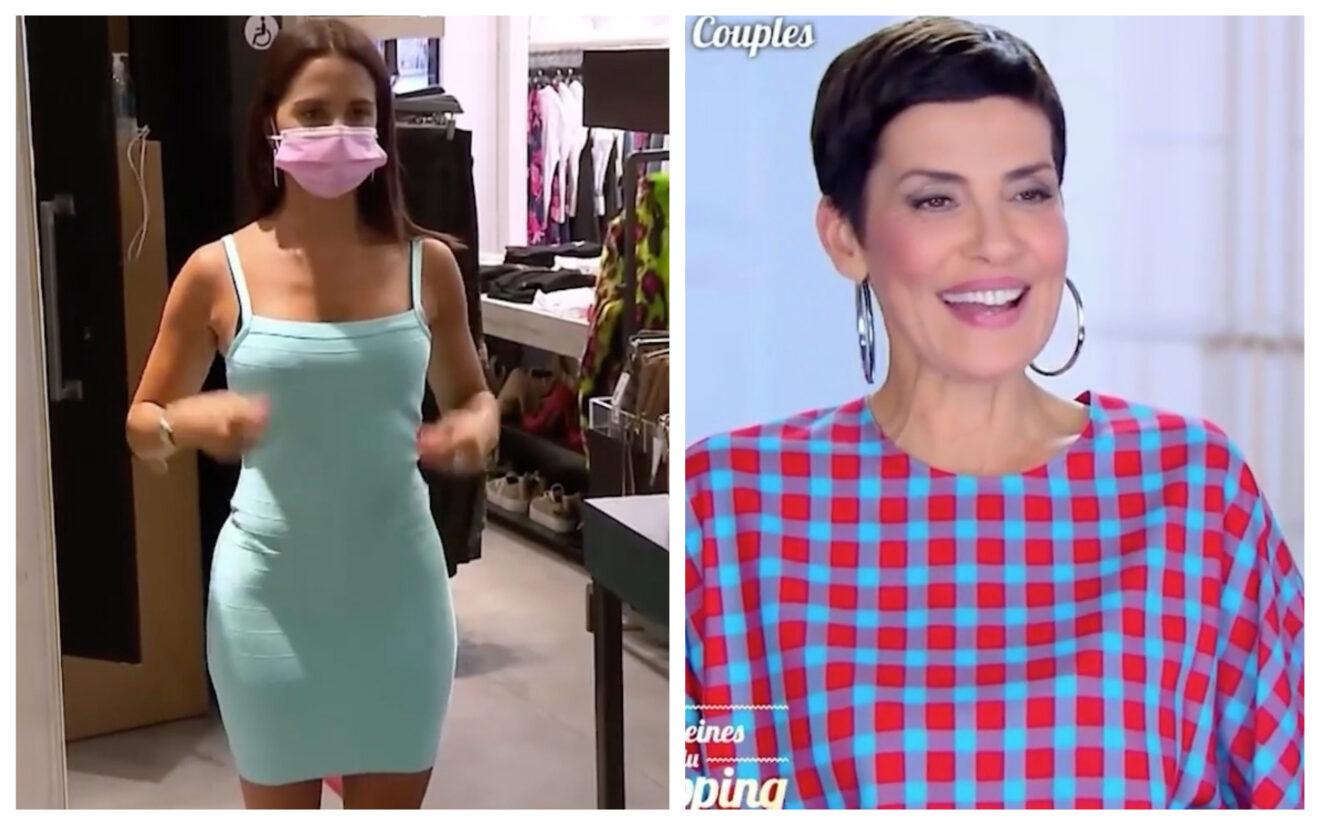 Les Reines du Shopping : cette remarque coquine sur le fessier d'une candidate ne passe pas DU TOUT (vidéo)