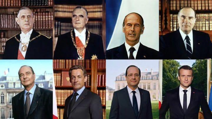 vie sexuelle présidents république