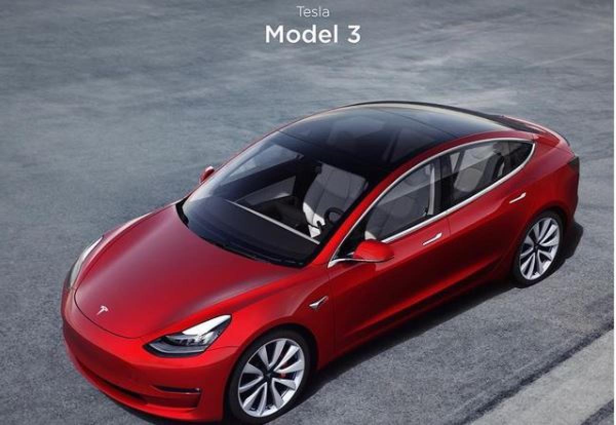 La Tesla Model 3 en grosse baisse de prix  : si vous voulez vous en offrir une, c'est le moment ou jamais !