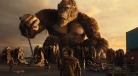 Le teaser incroyable du film Godzilla vs Kong