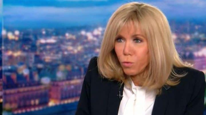 Brigitte Macron vacciner symptômes covid-19