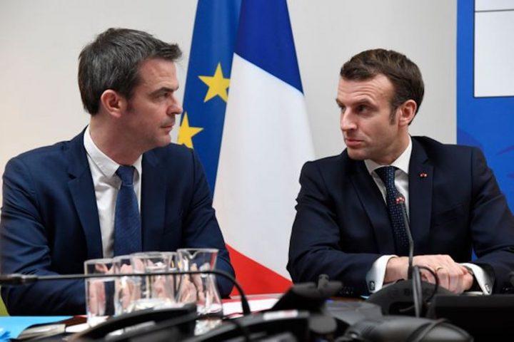 Emmanuel Macron Olivier Véran confiance texto cash