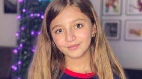 Cette petite fille, star des réseaux, est atteinte d'une maladie grave