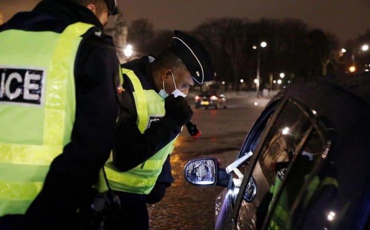 fraude taxi vtc couvre-feu sortir