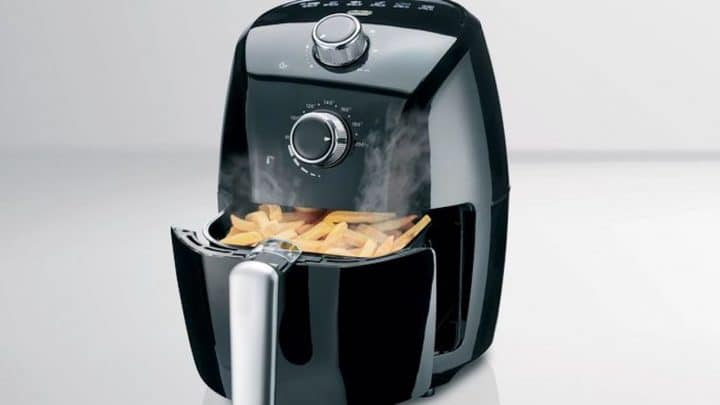 lidl friteuse à air chaud