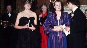 Lady Di et sa robe noire jugée comme inadéquate