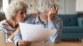 retraités pension gel complémentaire