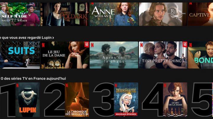 série Netflix La Chronique de Bridgerton