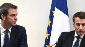Emmanuel Macron sort de ses gonds
