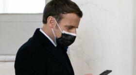 Emmanuel Macron craint les Verts