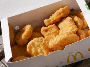 nuggets mcdo