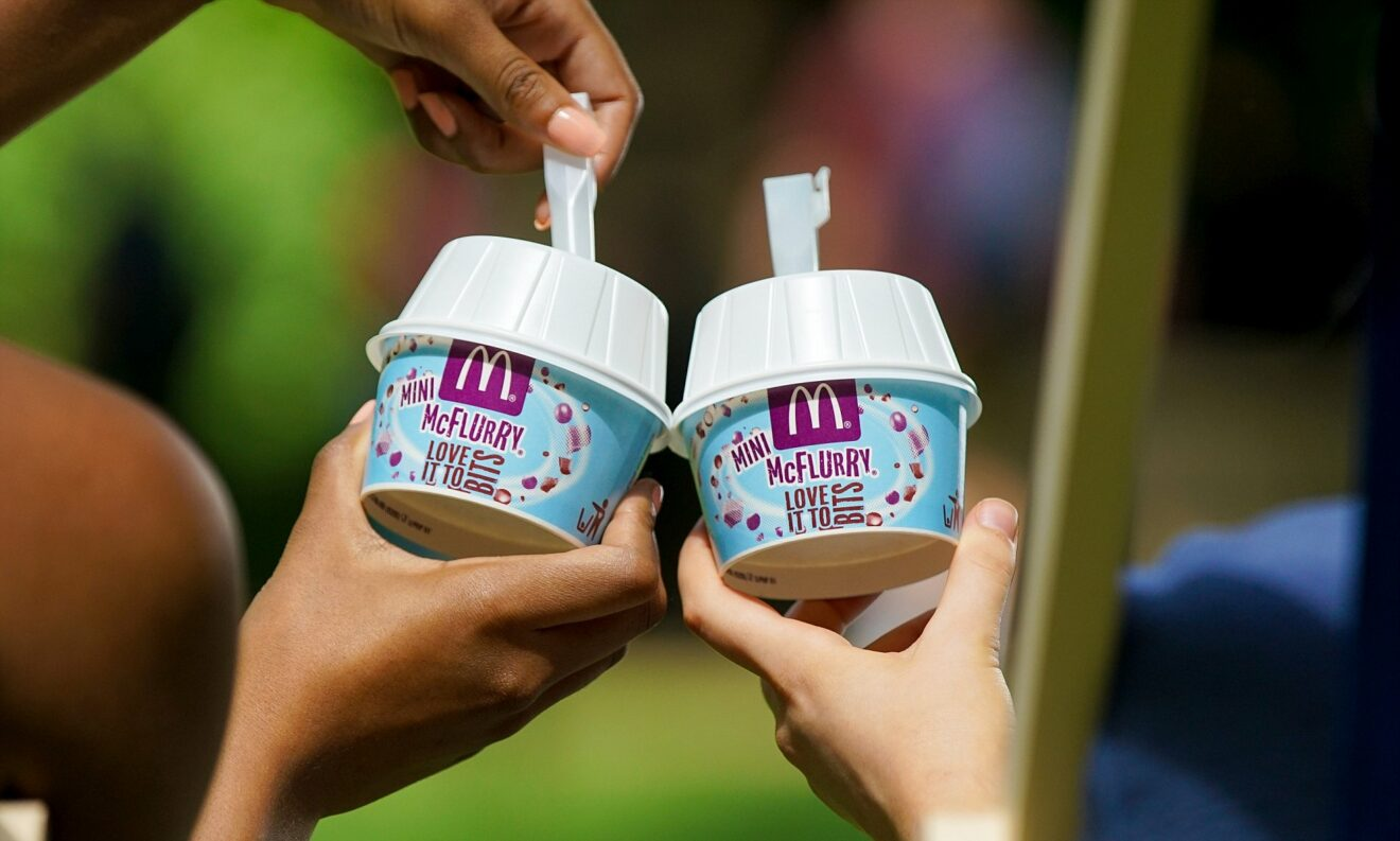 Sunday, McFlurry : on sait pourquoi la machine à glace de McDonald's est souvent «en panne» !