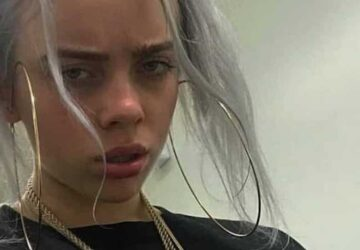 billie eilish méconnaissable