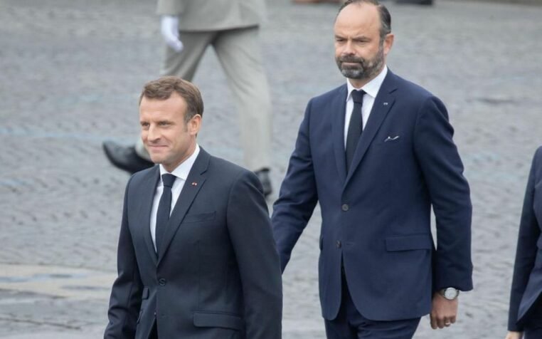 Edouard Philippe démission Premier ministre Emmanuel Macron