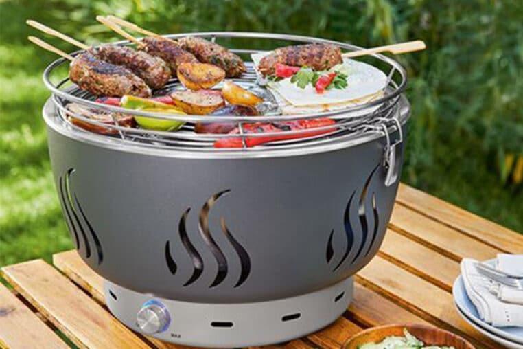Lidl mini barbecue offre