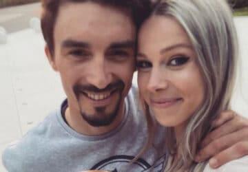 Marion Rousse Julian Alaphilippe instagram photo