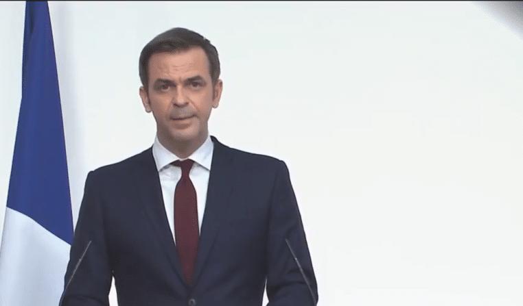 Olivier Véran, Ministre de la Santé