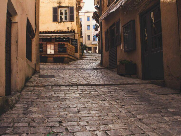 Rue déconfinement