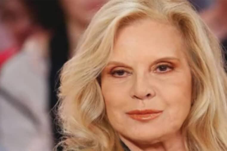 Sylvie Vartan Johnny Hallyday visage ensanglanté
