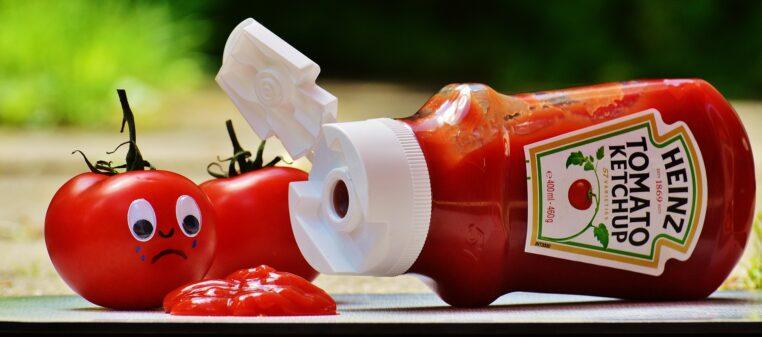 Va-t-on vers une pénurie de ketchup en sachet