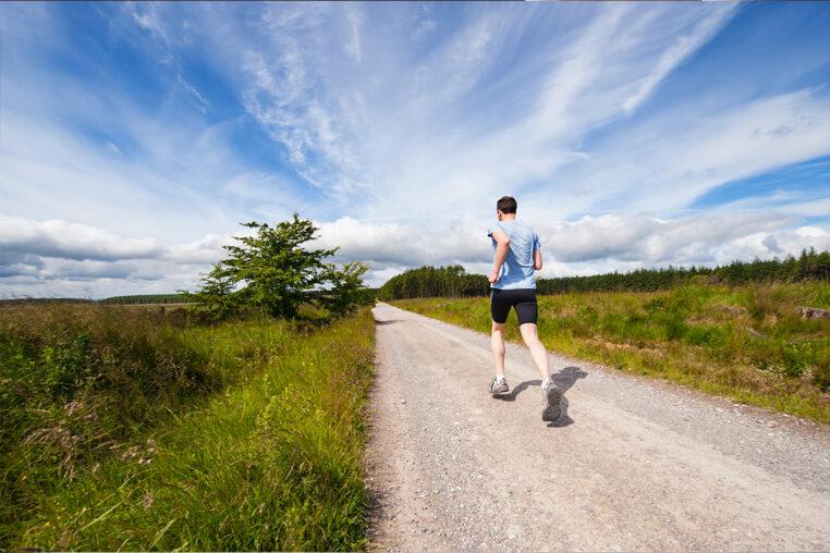 courir dehors tapis de course