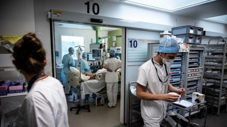 covid-19 barre 6000 patients réanimation