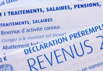 déclaration revenus 2020