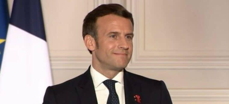 Emmanuel Macron pas rassurant sur la fin de l'épidémie