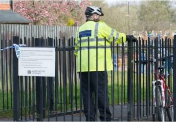 Une femme violée par plusieurs individus en fuite dans un parc de Manchester