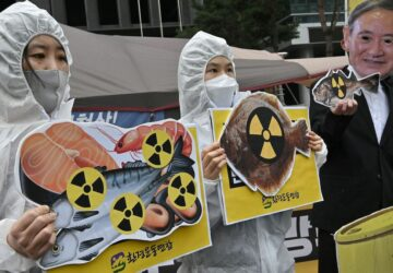 Fukushima eaux contaminées poissons