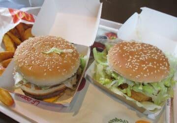 Burger bic mac