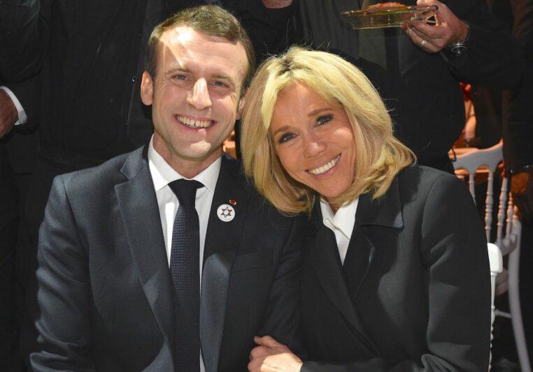 Emmanuel Brigitte Macron différence d'âge