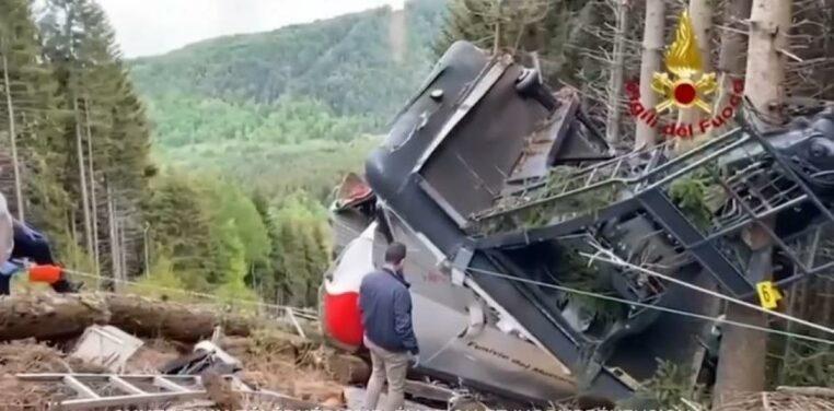 Accident de téléphérique en Italie : Eitan, un enfant de 5 ans, s'est reveillé